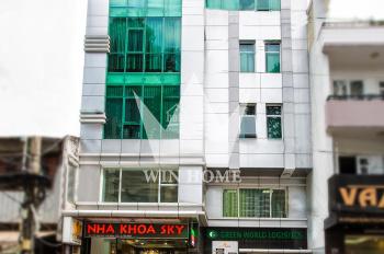 Cho thuê văn phòng giá rẻ Tân Bình DT: 25 - 135m2