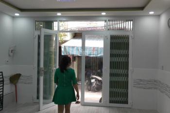 Bán nhà mới đẹp gần hẻm xe hơi đường Hòa Bình, P. 5, Q. 11 DT: 4.85x9.5m, trệt lầu, giá 4.35 tỷ TL