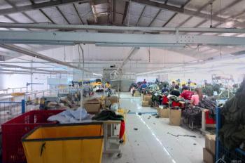 Cho thuê KHO XƯỞNG 1100 m2 mặt tiền đường Lương Thế Vinh, P. Phú Thọ Hòa, Q. Tân Phú.