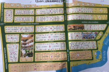 Cần bán đất nền Sở Văn Hoá Thông Tin, Q9, đường Liên Phường, LH: 0933843234
