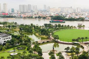 Cho thuê 3pn Vinhomes Tòa Park 2 115m2 full nội thất đẹp tầng trung view sông công viên
