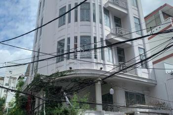 Cần bán gấp nhà góc 2MT đường Lạc Long Quân, P5, Q11. DT: 4x18m, 1 trệt + 4 lầu mới đẹp,16  tỷ