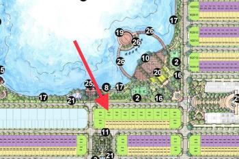 Tôi muốn nhượng lại căn BTmặt hồ TL1 (khu Tuy Líp) DT 315m2, hướng ĐN. LH 0963295682Giá 45 tỷ