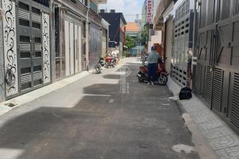 Bán nhà đường Nơ Trang Long, P12, Bình Thạnh 5x11m giá 4.9 tỷ, LH 0903147130