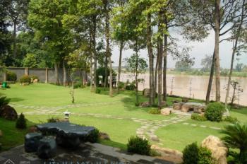 Bán đất bờ sông 30m mặt tiền sông Đồng Nai, giáp Bửu Long