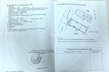 Bán nhà đường Cô Bắc - Phú Nhuận - vị trí đẹp, dễ kinh doanh - 0908200027 chính chủ