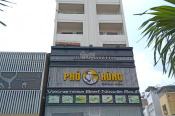 Bán khách sạn MT vip 31PN , Gần Trần Hưng Đạo, Q1, 6,4(NH 10.8m)*20m, giá tốt nhất hiện nay 73,5 tỷ