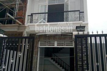 Bán nhà đẹp 1 lầu, 5x20m giá 1.8 tỷ, mặt tiền đường nhựa 10m, gần CVien, trường Phạm Văn Hai