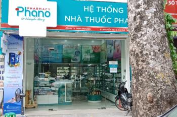 Cho thuê cửa hàng 35m2 tại 81 Nguyễn Du - Hai Bà Trưng - Hà Nội