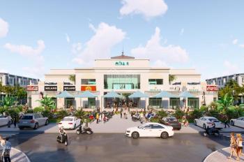 Nhà mặt tiền chợ mới Trà Vinh, lộ 21m, có trả góp mỗi tháng