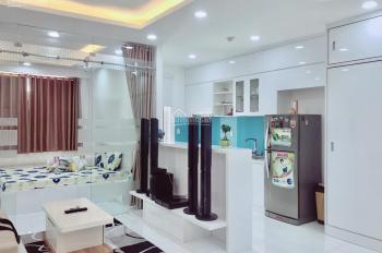 Cho thuê căn hộ The Botanica 1PN, 53m2, full nội thất giá 14 triệu