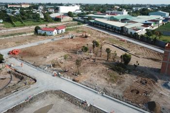 Bán đất thổ cư hai mặt tiền thị trấn Củ Chi, 1 lô duy nhất dành cho người tây tứ trạch - 0905818134