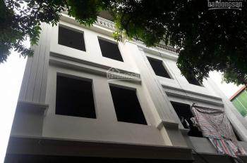 Gia đình bán nhà đẹp ngõ 2 Trần Khát Chân thông Kim Ngưu 46m2, 4 tầng, gấp 3,45 tỷ, có TL