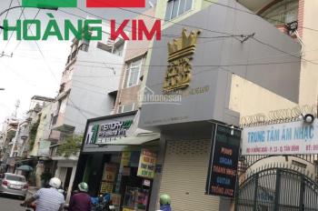 Nhà 3 lầu suốt MT Đồng Xoài P13, Q .Tân Bình. * Dt: 7x30m, có thang máy.