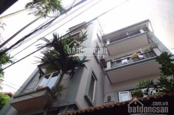 Bán căn nhà ngõ 81 phố Lạc Long Quân, phố Võ Chí Công, 80m2, mặt tiền 5m, xây 3 tầng, giá 5,6 tỷ