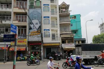 Bán gấp nhà mặt tiền đường An Dương Vương góc Trần Bình Trọng, phường 3, quận 5