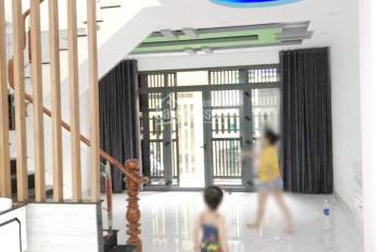 Bán nhà hẻm 125 Nguyễn Thị Tần Phường 2 Quận 8