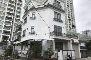 Biệt thự 10x10.5m có thang máy góc 2 mặt tiền KDC dân an Phước Kiển, Nhà Bè