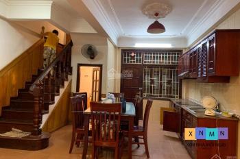 Cho thuê nhà riêng phố Hoàng Hoa Thám 60m2 - kv dân trí cao,Ôtô qua lại, full đồ nội thất, ảnh thật