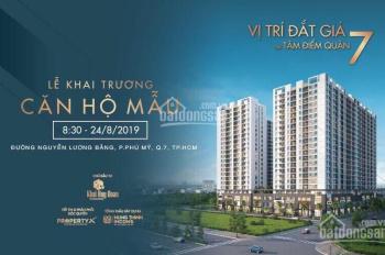 Mở bán 50 căn cuối cùng Q7 Boulevard Hưng Thịnh giá đợt 1 hot nhất Phú Mỹ Hưng. LH 0909955554
