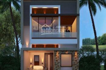 Bán nhà hẻm xe hơi đường Trần Hưng Đạo P.1 Q.5, diện tích 4.5x18m, nhà 3 lầu đẹp 16.5 tỷ