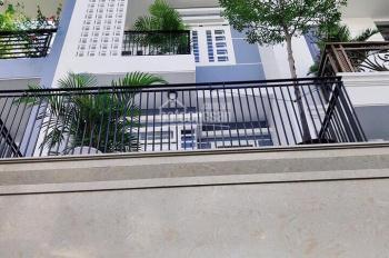 Bán nhà hẻm 5m Nguyễn Duy Cung, p12, DT: 4.2x23m, 1 lửng 3 lầu, giá: 7.8 tỷ. LH: 0914 296 696