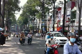 Bán nhà mặt tiền đường Nguyễn Duy Dương, Q5. DT: 4.2x24m, 2 lầu, giá bán 39,5 tỷ TL