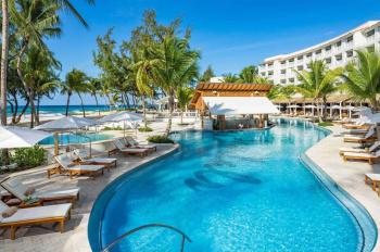 Cần bán resort chuẩn 4 sao đang kinh doanh nằm trung tâm khu phố 1 Hàm Tiến, Mũi Né