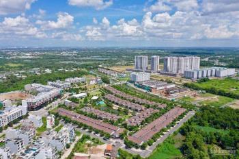 Nhà phố đảo thiên đường căn góc 140m2, 7.820 tỷ. Liền kề khu đô thị Mizuki Park, LH: 0906 368 659