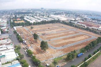 Đất nền, sổ đỏ, thổ cư 100% giá rẻ nhất dự án Icon Central, dành cho kinh doanh là nhất 0907571324