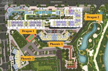 Bán gấp Topaz Elite Quận 8 60m2 block Dragon view hồ bơi và Tạ Quang Bửu 1ty934