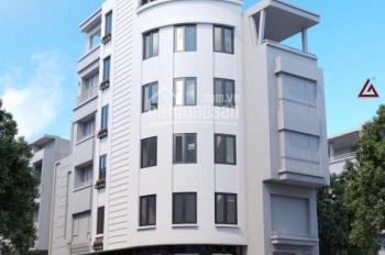 Bán nhà 7 tầng, (DT 40 - 50m2) nhà 7 tầng, ngõ to như phố đường Võng Thị sát Hồ Tây