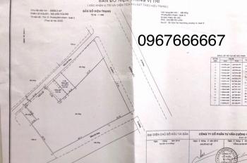 Chính chủ bán lô đất đường Số 4, phường Bình Khánh, quận 2, công nhận: 3028.2m2. Giá: 430 tỷ