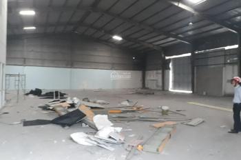 Cho thuê kho - xưởng 500m2 đường xe tải phường Bình Hưng Hòa