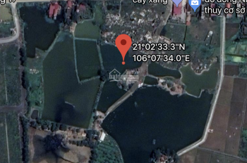 Bán đất thuận tiện làm trang trại, nhà xưởng 2600m2 Thuận Thành, Bắc Ninh, LH: 0989.33.45.66