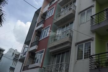 Cho thuê nhà nở hậu - siêu rẻ hẻm XH đường Đông Hồ, P. 4, Q. 8