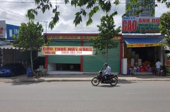 Nhà mặt tiền Ung Văn Khiêm 7x60m ngay khu TT giá 48tr/th