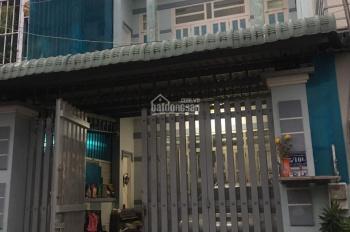 Nhà DT 5 x 20m, có sân để xe hơi gần UBND xã Xuân Thới Đông, Hóc Môn