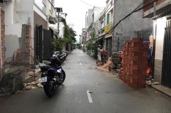 Bán nhà HXH đường Số 18 quận Bình Tân DT 4.3*10m, giá 3,85 tỷ, LH 0799419281