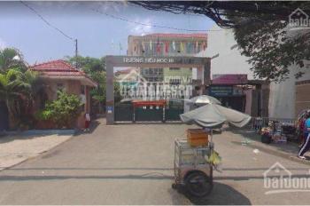 Bán đất Mt Lạc Long Quân p1 quận 11 có sổ hồng, thổ cư 100%, xây tưn do giá 4.2 tỷ LH 0931512316