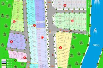 Sang nhanh 3 lô đất sổ đỏ KDC Thái Dương Xanh, Nguyễn Xiển Q9, giá tốt chỉ từ 20tr/m2, LH 093102222
