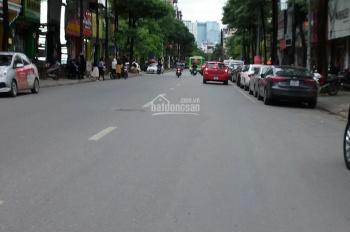 Bán nhà Mp Trung Hòa: DT 180m2, MT 7m, 5 tầng, Lô góc, KD sầm uất, giá 61.9 tỷ
