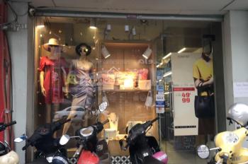 Cho thuê cửa hàng mặt phố Ngô Văn Sở 35m2, mặt tiền 4m, riêng biệt, giá thuê 20tr/th