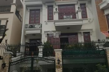 Cho thuê biệt thự đường Hoa Mai, diện tích 8x16m 1 trệt 3 lầu, rất thích hợp làm văn phòng