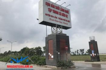 Bán gấp 434m2 đất làng nghề Kiêu Kỵ giáp Vinhomes Gia Lâm, giá siêu rẻ, LH 097.141.3456