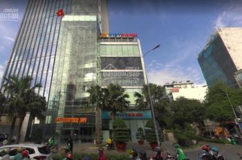 Cho thuê nhà Ngay góc ngã Tư CMT8-Võ Văn Tần Quận 3, 19.7x15m, DT: 416m, giá thuê 17500USD