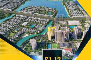 Sở hữu thiết kế đặc biệt nhất, tòa hoa hậu S1.12 tại Vinhomes Ocean Park. Hotline PKD: 0984 597 590