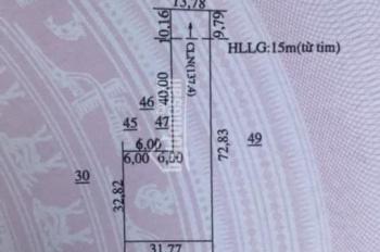 Bán đất hai mặt tiền đối diện KCN Becamex Chơn Thành Bình Phước