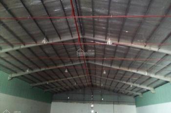 Cho thuê kho nhà xưởng diện tích 240m2, 500m2, 1000m2, 1200m2 đường An Phú Tây, HL 11 Q. Bình Chánh