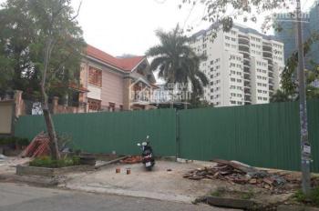 Cho thuê 520m2 đất thổ cư MT đường Giang Văn Minh, khu Thảo Điền, Quận 2 giá 40 triệu/tháng